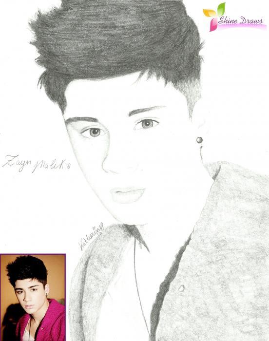 Zayn Malik by Katherine.JB.15
